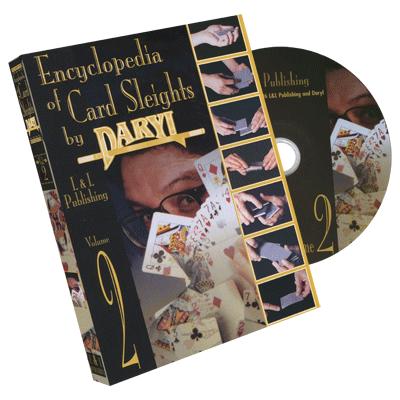 Encyclopedia of Card Sleights #2 - Daryl - DVD