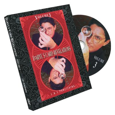 Daryl's Card Revelations Vol 3 - DVD