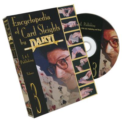 Encyclopedia of Card Sleights #3 - Daryl - DVD