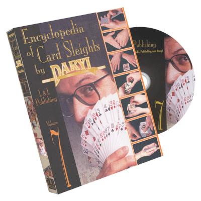 Encyclopedia of Card Daryl- #7, DVD