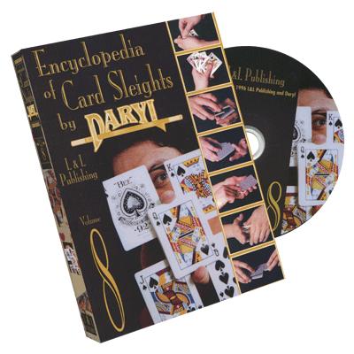 Encyclopedia of Card Sleights #8 - Daryl - DVD