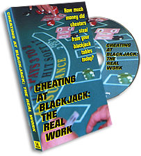 Cheating at Blackjack D. Marks, DVD