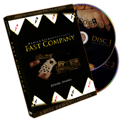 Fast Company (2 DVD Set) by Damian Nieman- DVD