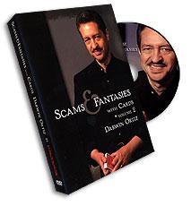Scams & Fantasies Ortiz- #2, DVD