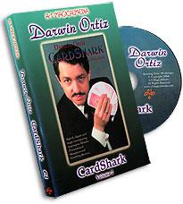 CardShark Ortiz- #2, DVD