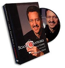 Scams & Fantasies Ortiz- #3, DVD