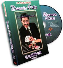 CardShark Ortiz- #3, DVD
