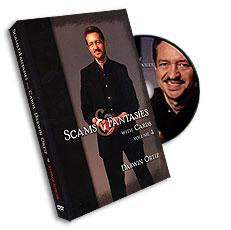 Scams & Fantasies Ortiz- #4, DVD