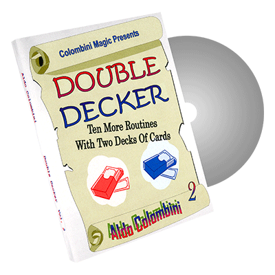 Double Decker Vol.2 by Wild-Colombini - DVD
