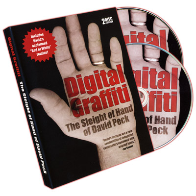 Digital Graffiti (2 DVD Set) - David Peck