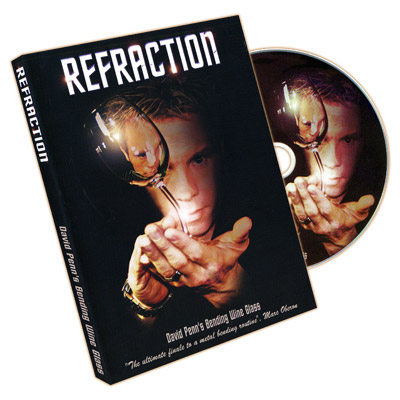 Refraction by David Penn - DVD