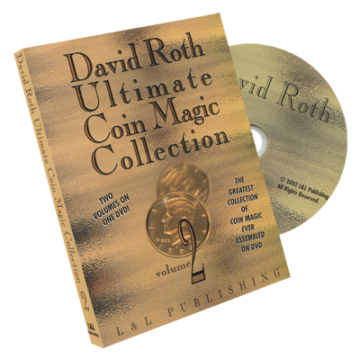 Roth Ultimate Coin Magic Collection- #2, DVD