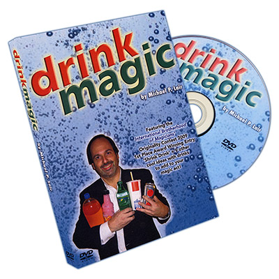 Drinkmagic by Michael P. Lair - DVD