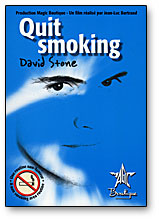 Quit Smoking David Stone, DVD