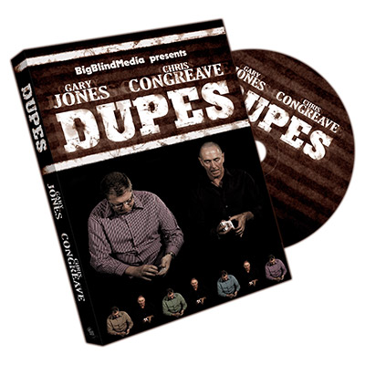 Dupes by Gary Jones and Chris Congreave - DVD