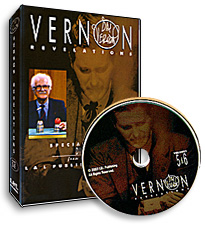 Vernon Revelations(5&6) - #3, DVD
