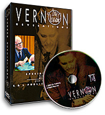 Vernon Revelations(7&8) - #4, DVD