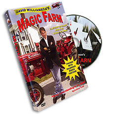 Magic Farm by David Williamson - DVD