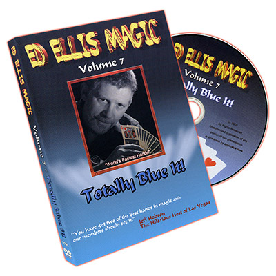 Totally Blue It! (VOL.7)  by Ed Ellis - DVD