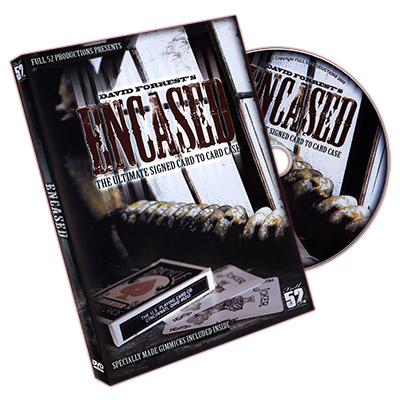 Encased by David Forrest - DVD