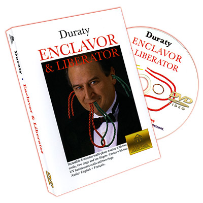 Enclavor and Liberator (with gimmick) by Duraty - DVD