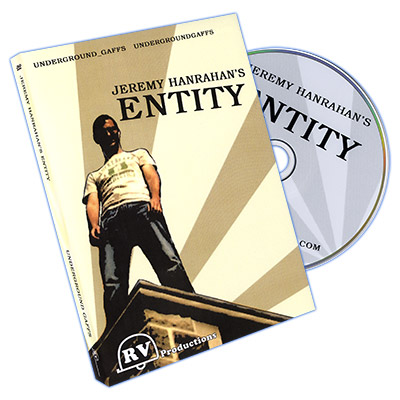 Entity (BLUE Back Bicycle) by Jeremy Hanrahan - DVD