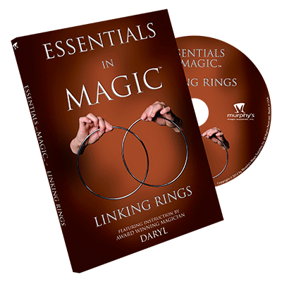Essentials in Magic Linking Rings