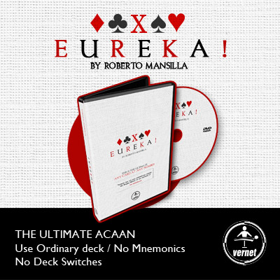 EUREKA The Ultimate ACAAN - Roberto Mansilla & Vernet - DVD