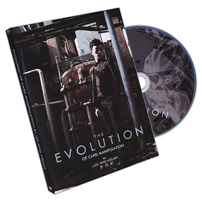 The Evolution of Card Manipulation by Lee Ang Hsuan and Magic Soul - DVD