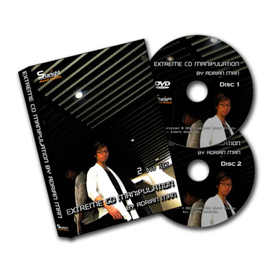 Extreme CD Manipulation (2 DVD set) - Trick