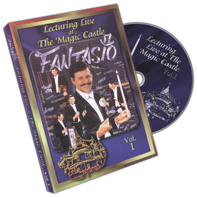 Lecturing Live At The Magic Castle Vol. 1 by Fantasio