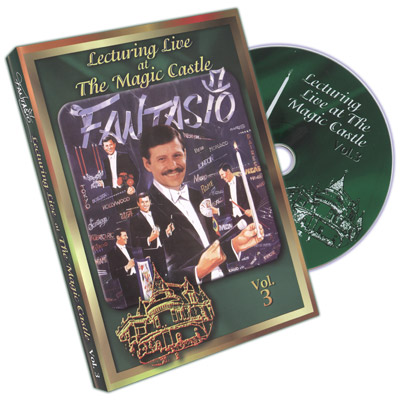 Lecturing Live At The Magic Castle Vol. 3 by Fantasio