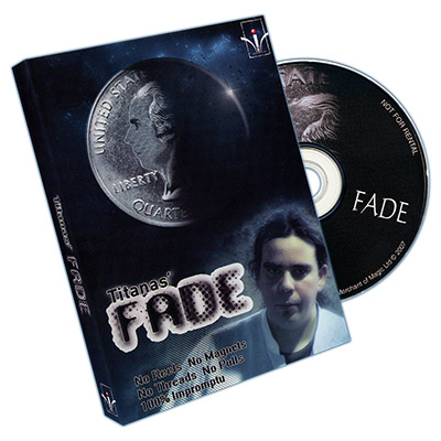 Fade (PAL) by Titanas - DVD