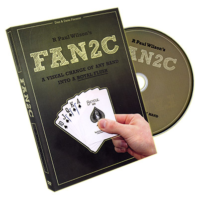 Fan2c by R. Paul Wilson and Dan & Dave Buck - DVD