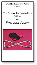 Fast and Loose Haydn & Anton, DVD