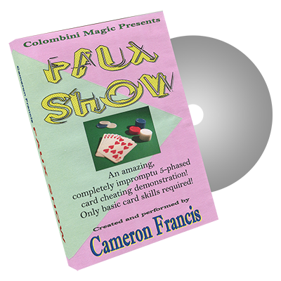 Faux Show by Cameron Francis and Wild-Colombini - DVD