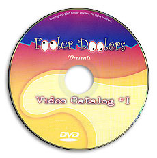 Video Catalog Volume 1 by Fooler Dooler - DVD