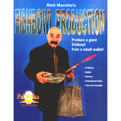 Fish Bowl Production w/DVD Rich Marotta