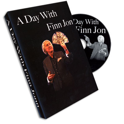 A Day With Finn Jon, DVD