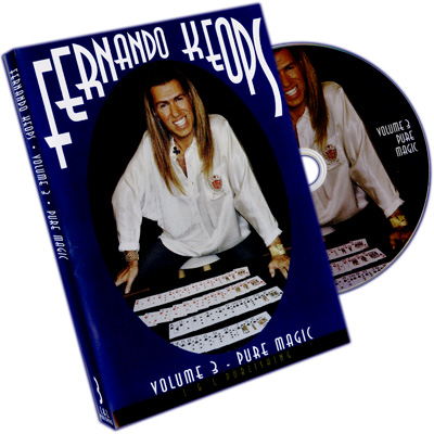 Pure Magic 3 by Fernando Keops - DVD