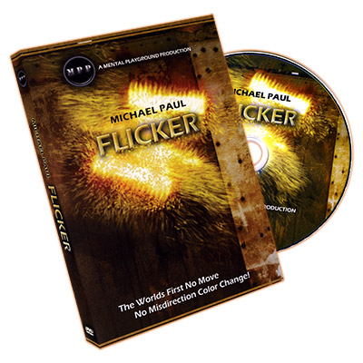 Flicker by Michael Paul - DVD