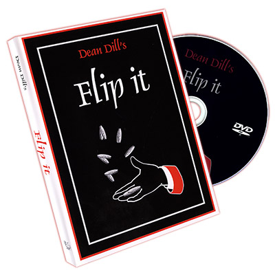 Flip It by Dean Dill - DVD