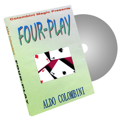 Four-Play by Wild-Colombini Magic