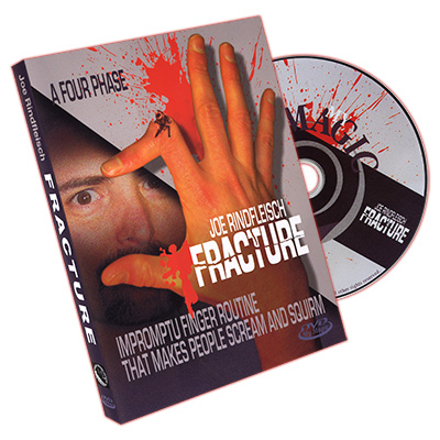 Fracture by Joe Rindfleisch - DVD