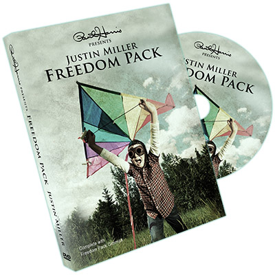 Paul Harris Presents Justin Miller's Freedom Pack - Trick