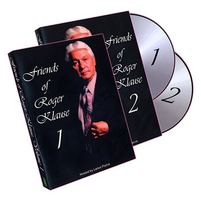 Friends of Roger Klause SET (Vol 1&2) - DVD