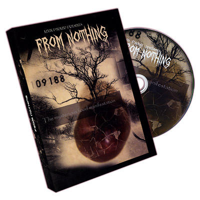 From Nothing by Kevin Parker - DVD