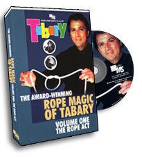 Tabary Award Winning Rope- #1, DVD
