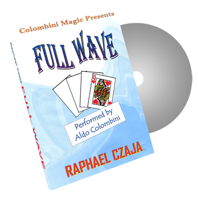 Full Wave by Wild-Colombini Magic - DVD
