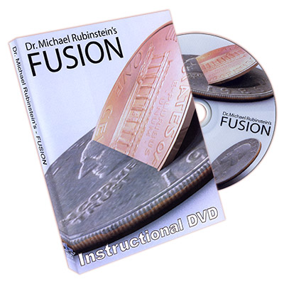 Fusion (US Half Dollar) by Michael Rubinstein - DVD